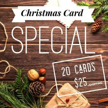 Christmas Card Special