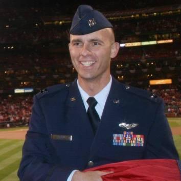 USAF Capt Brandon L Cyr