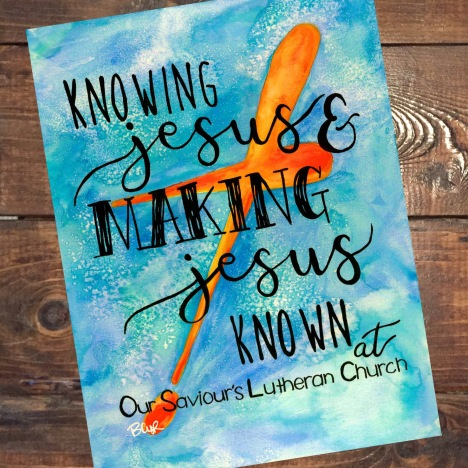Knowing Jesus - OSLC