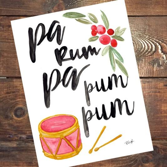 Pa Rum Pa Pum Pum