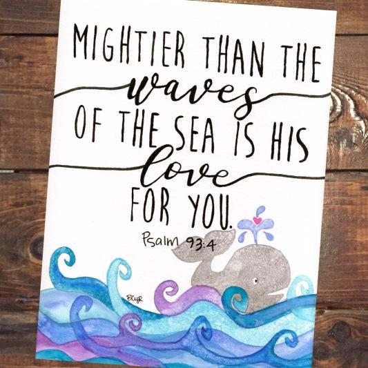 Psalm 93:4
