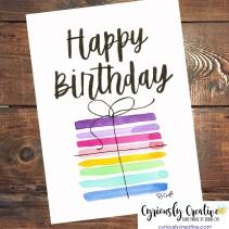 Happy Birthday (gift)