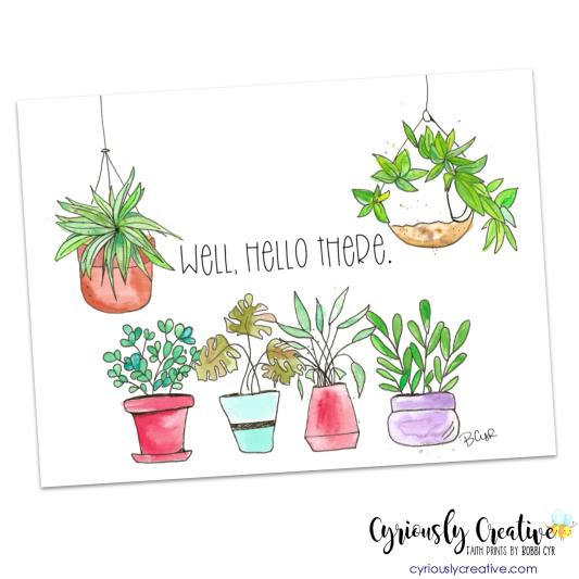 Plants - Hello