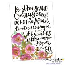 Joshua 1:9 (V2)